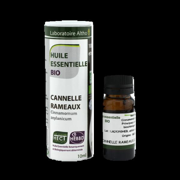 Lab Altho Aceite Esencial Canela Bio