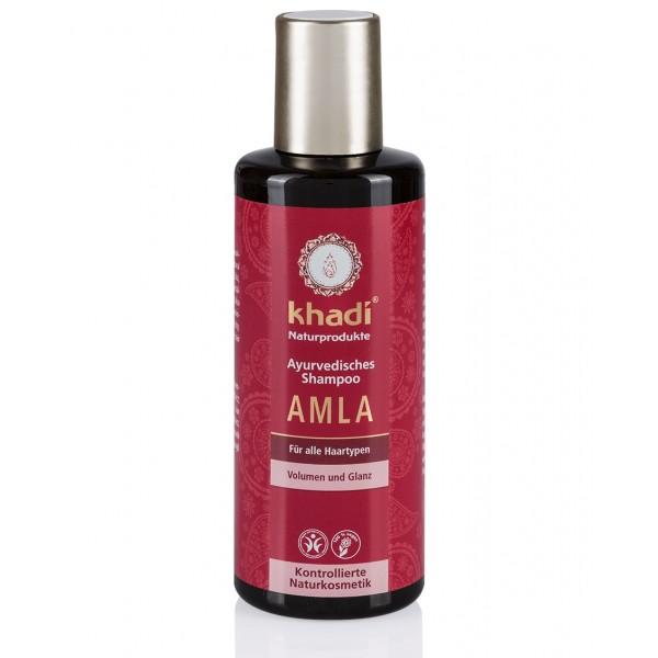 Champú Amla Khadi 210ml.
