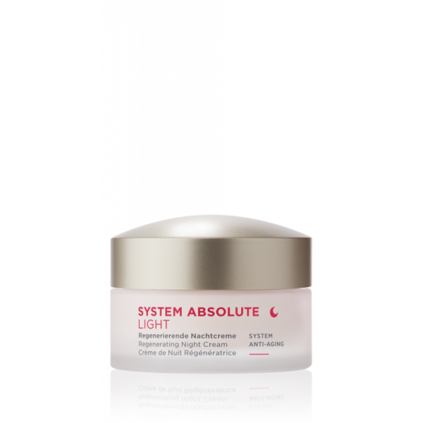 Crema de Noche System Absolute de Annemarie Borlind 50ml
