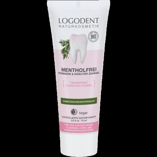 "Logona Gel Dental Romero-Salvia ""Logodent"" 75ml"