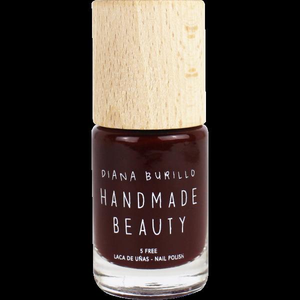 Esmalte Raspberry de Handmade Beauty 10ml.