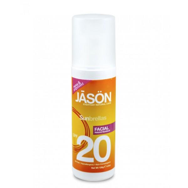 JASON Crema Facial FPS 20 128g