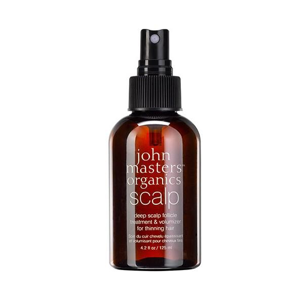 Tratamiento anticaida & voluminizador Deep Scalp John Masters Organics 125ml