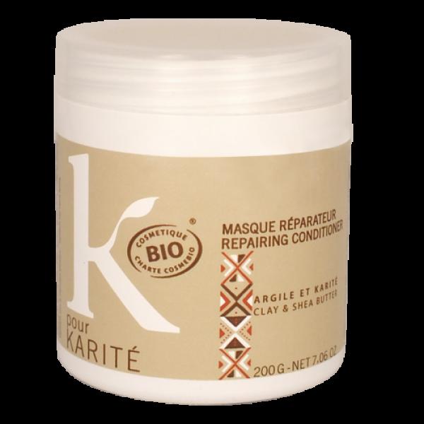 Mascarilla Reparadora Rica con Karité de K pour Karité 200ml