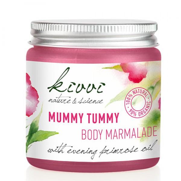 Mummy Tummy Bálsamo Anti-Estrías Embarazo Kivvi 120ml