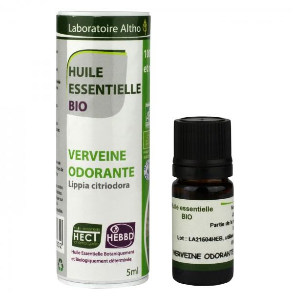 Aceite esencial de verbena exótica BIO 10ml Laboratoire Altho