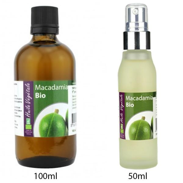 Aceite de Macadamia Bio de Laboratoire Altho (50ml/100ml)