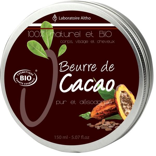 Manteca de cacao BIO Lab. Altho 150ml
