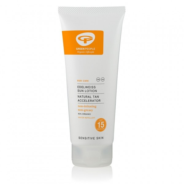 Leche Corporal SPF 15 Green People 200ml