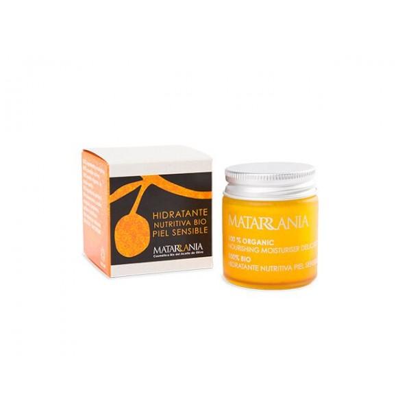Matarrania Hidratante Nutritiva Piel Sensible 30ML