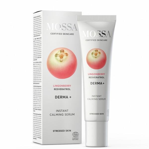 Sérum calmante Derma+ de Mossa 30ml