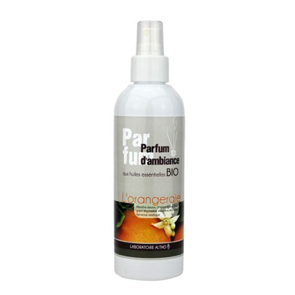 Perfume Ambiente y Tejidos Naranja de Altho 200ml