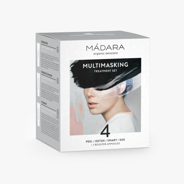 Pack Multimasking MÁDARA