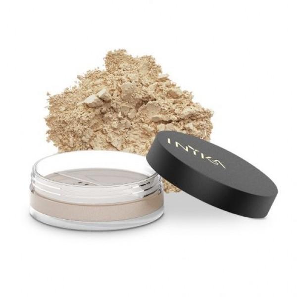 Base de maquillaje mineral con SPF 25 INIKA Organic 8gr