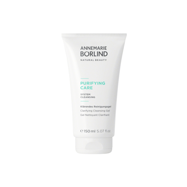 Gel Limpiador Purifying Care de Annemarie Borlind