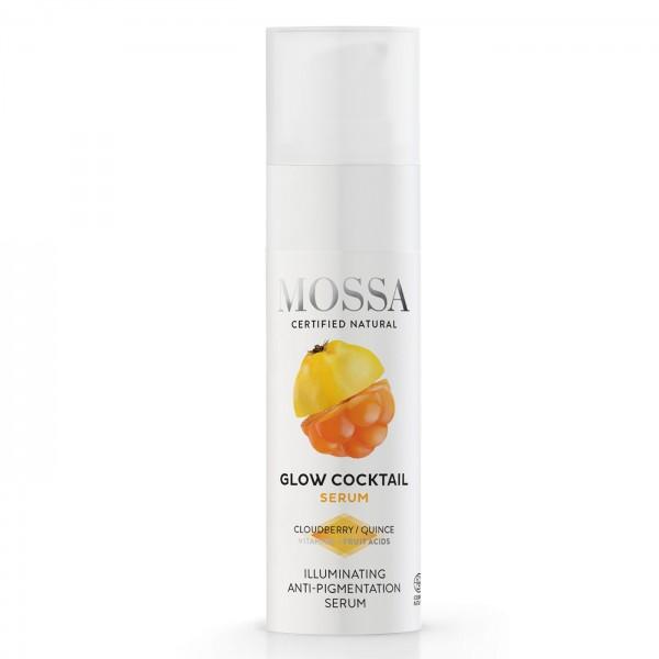 Serum antipigmentación Glow Cocktail de Mossa