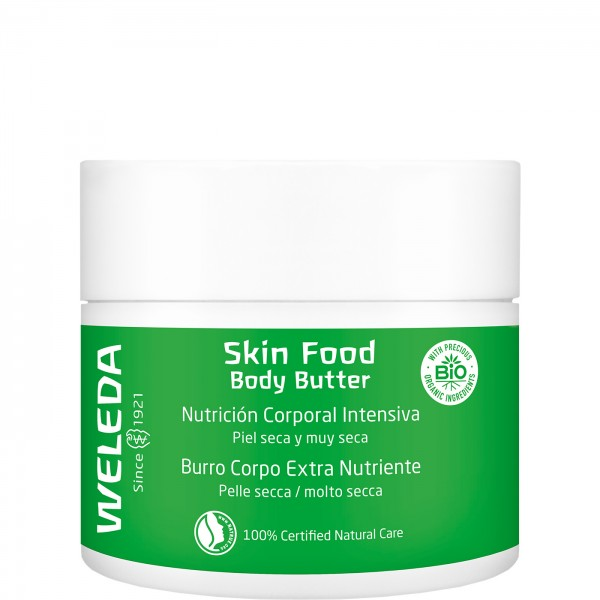 Skin Food Body Butter nutrición intensa de Weleda 150ml