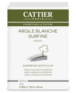 Cattier Arcilla Blanca Superfina 200g