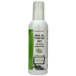 Aceite masaje circulacion BIO 200ml