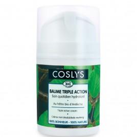 Coslys Crema Hidratante Triple Acción Hombres 50 ml