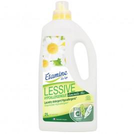 Detergente líquido hipoalergénico para la lavadora 2L
