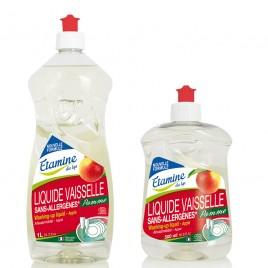 Etamine du Lys Lavavajillas a mano ecológico manzana 500 o 1 litro