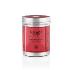 Khadi Tinte Vegetal Amla Roja en Lata