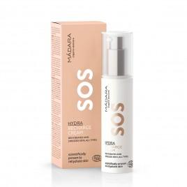 Mádara Crema SOS Rehidratante 50ml.
