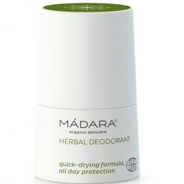 Mádara Desodorante Roll-On Herbal 50ml.