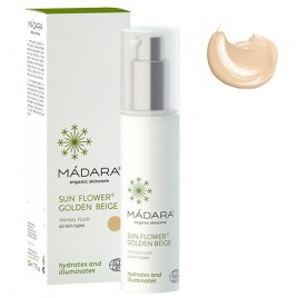 Mádara Crema con Color Sunflower 50ml.