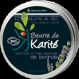 Manteca de karité BIO con lavanda 150ml