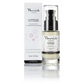 Nourish Crema Facial Satinada con Argán 30ml