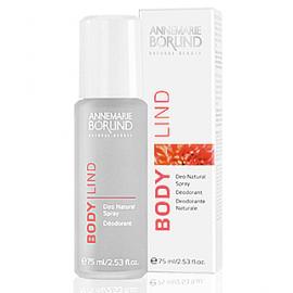 Annemarie Borlind Desodorante Natural Spray Body Lind 75ml.