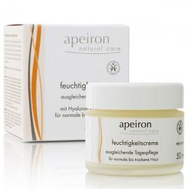 Apeiron Crema Hidratante Equilibrante Moisturising Cream Balancing 50ml