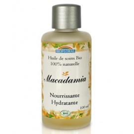 Biofloral Aceite de Macadamia Biológico 100ml