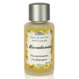 Biofloral Aceite de Macadamia de 50ml.