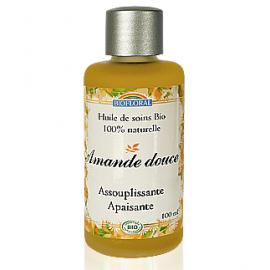 Biofloral Aceite de Almendras Dulces Bio 100ml
