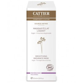 Cattier Mascarilla Luminosidad Alisante 50ml