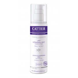 Cattier Leche Desmaquillante 200ml