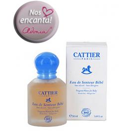 Cattier Perfume Bebé Eau de Senteur 50ml.