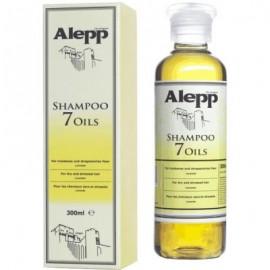 Alepp Champú con 7 Aceites 300ml.