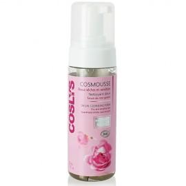Coslys Espuma Limpiadora de Rosas Cosmousse de 150ml.