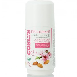 Coslys Desodorante Almendra Dulce bio 50ml