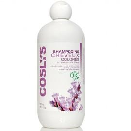 Coslys Champú Color Pelo Teñido con Flor de Limonium (Lavanda del mar) 500ml