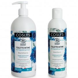 Gel íntimo hipoalergénico sin perfume de Coslys 230/450ml