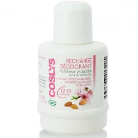 Coslys Recambio Desodorante Almendra Dulce bio 50ml