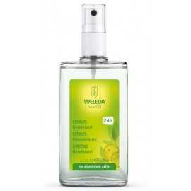 Desodorante Citrus en Spray de Weleda 100ml