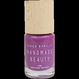 Esmalte Plum de Handmade Beauty 10ml.