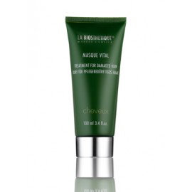 "Biosthetique Mascarilla ""Vital"" Pelo Dañado 150ml"