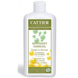 Cattier Gel de Baño y Ducha Familiar con Lactoserum 500ml